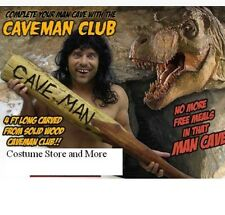 Real Wood Caveman Club - PICK UP ONLY DUE TO WEIGHT