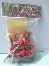barzso british infantry 54mm plastic bag set approx14 unpainted figs1998 miboop