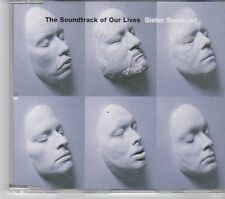 (EW553) The Soundtrack Of Our Lives, Sister Surround - 2002 CD
