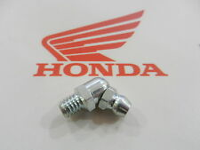 Honda XR 200 250 350 500 600 650 Fitting Grease Nipple Genuine New
