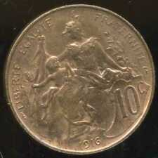 FRANCE  FRANCIA  10 centimes DUPUIS  1916   ( SPL )