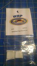 Wrp A-11 Small Hemi Hood Scoop 1/24 Drag Slot Car from Mid America Raceway