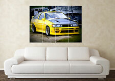 Large Toyota AE86 Corolla WRC Jap JDM DET Drift RB Wall Poster Art Picture Print