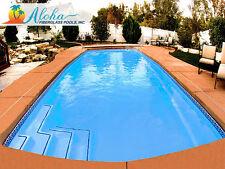 Fiberglass in ground pools for sale ebay - Fiberglass swimming pool shells for sale ...