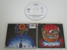 SAXON/FOREVER FREE(CBH/VIRGIN 5012981009823) CD ALBUM
