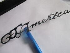 Bizzarrini Schriftzug GT America 5300 Strada 1900
