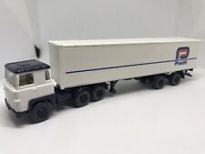 """Wiking HO 1/87 Container Semi Scania 111 LBT """"Pracht"""""""
