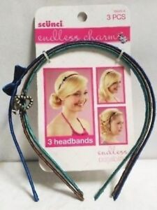 Scunci Hair Bands Clips Ties Barrettes & Accessories U PICK >>Buy 4 Get 35%OFF<<