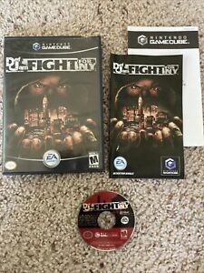 Def Jam Fight for NY Nintendo Gamecube, tested, w/Case And Booklet Complete CIB