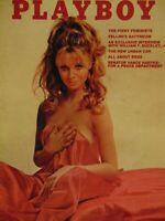 Playboy May 1970 | Jennifer Liano Susanne Benton     #1280+