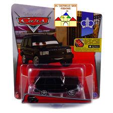 CARS Personaggio GEARETT TAYLOR in Metallo scala 1:55 by Mattel Disney