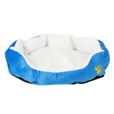 New listing Cotton Pet Warm Waterloo with Pad Ruby Blue Supplies M Size