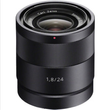 Sony Sonnar T* E 24mm F1.8 ZA Lens  SEL24F18Z -Express Shipping