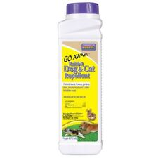 Bonide 870 1-Pound Go Away Rabbit, Dog and Cat Repellent