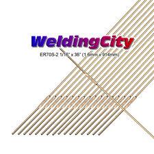 "WeldingCity ER70S-2 5-Lb Mild Steel TIG Welding Filler Rod 1/16"" x36"" | 5-Lb"