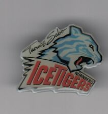 Eishockey Pin Nürnberg Ice Tigers  Thomas Sabo DEL NHL
