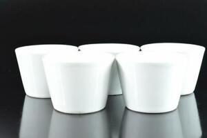 L2562: Japanese Old Imari-ware White porcelain SOBA CUP Sobachoko Bundle sale
