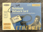 Belkin F5D5020 16 Bit Notebook Networking Card With Cord - NEW