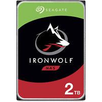Seagate IronWolf 2TB NAS Internal Hard Drive HDD 3.5 In SATA (ST2000VN004)