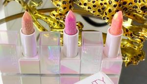 100% Original New Huda Beauty Diamond Hydrating Lip Balm Pick 1 Shade New In Box