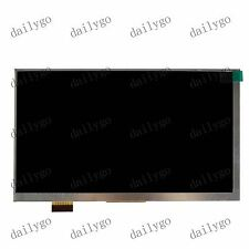 "New 7""  LCD  display  FOR  Prestigio MultiPad Wize 3037 3G tablet LCD"