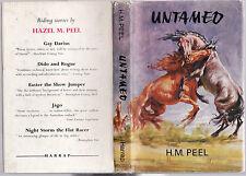 HAZEL PEEL - UNTAMED !  sequel to Jago  Australia horse pony  RARE !!!!