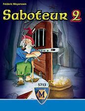 Saboteur 2 Card Game - NEW