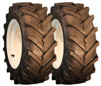 TWO 26//12.00-12,26//12X12 Cub Cadet 982 Lawnmower 6 ply Tubeless Turf Tread Tires