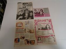 BANANARAMA - PICTURES, ARTICLES, CLIPPINGS - 1983 & 1988