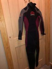 Pinnacle wetsuit ladies size MLG