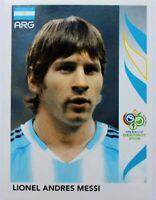 Panini WM 2006 - Sticker Messi # 185 - World Cup Rookie Argentina