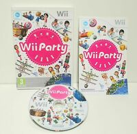 Wii Party Nintendo Wii MINT Card Sleeves Same Day Dispatch 1st Class Delivery