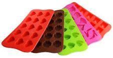 3 x 3D Backform Silikon Eiswürfel Eisform Eiswürfelbereiter Eisformen