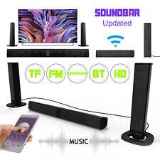 TV Sound Bar Home Theater Soundbar Wireless Sound Box Detachable Stereo Speaker