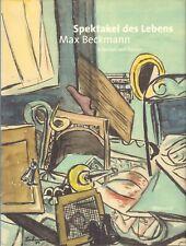 SPEKTAKELS DES LEBENS - MAX BECKMANN (ARBEITEN AUF PAPIER)