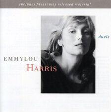 Emmylou Harris - Duets [New CD]