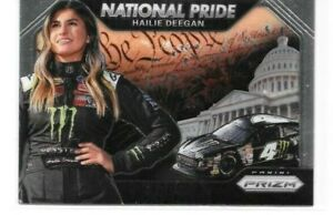 HAILIE DEEGAN 2020 PRIZM NATIONAL PRIDE