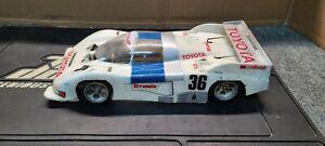 Tamiya Toyota Tom's rc shell