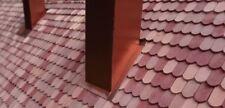 Juweela 24163 Biberschwanz Rundschnitt rot mittel
