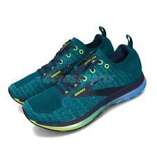 Brooks Bedlam 2 Blue Navy Green Men Running Training Shoes Sneakers 110308 1D