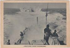 More details for original ww2 german postcard u-boat