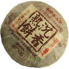 2006yrs Aged Fragrance Ripe Cake Tea Pu'er Lao Cha Gong Puerh Ripe Tea 357g