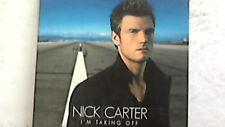 Nick Carter  -- I´m Taking Off -- + Bonustitel + CD-Rom Part