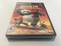 Kung Fu Panda (Sony PlayStation 2, 2008) PS2 NEW