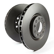 EBC Replacement Front Solid Brake Discs for Opel Manta 2.0 (77 > 81)