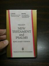 Babys' First Bible King James NewTestament & Psalms - Red Letter