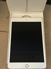 Apple iPad 5th Gen. 64GB, Wi-Fi, 7.9 inches - Rose Gold Read Description
