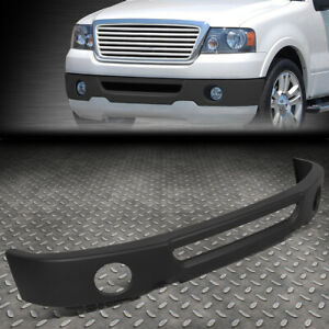 FOR 06-08 FORD F-150 LINCOLN MARK LT PRIMERED STEEL FRONT LOWER BUMPER FACE BAR
