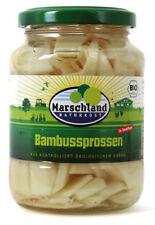 Marschland Bambussprossen, BIO 350 g