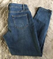 For the Republic Beaded Embellished Floral Skinny Ankle Jeans Women's 6/27